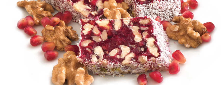 Hafız Mustafa Pomegranate Walnut Croquant Delight Delight 1 kg
