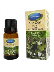 Mecitefendi - Mecitefendi Sage Natural Oil 10 ml