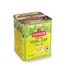 Çaykur - شاي بوروجوم الأخضر 100 غرام شاي كور