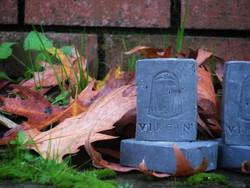 VIRGIN NATURA - 100% NATURAL ACTIVE CARBON DETOX SOAP