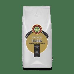Kahve Dünyası - قهوة حبوب فلتر بنكهة البندق 1000 غرام قهوة دنياسي
