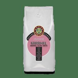 Kahve Dünyası - قهوة حبوب فلتر بنكهة الكراميل 1000 غرام قهوة دنياسي