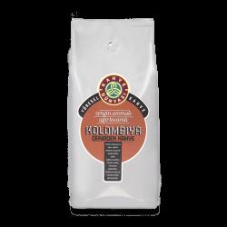 Kahve Dünyası - قهوة حبوب كولومبيا المحمصة 1000 غرام قهوة دنياسي
