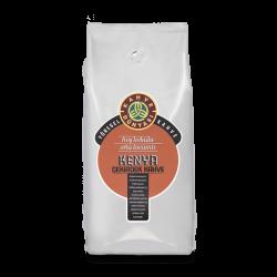 Kahve Dünyası - قهوة حبوب كينيا المحمصة 1000 غرام قهوة دنياسي
