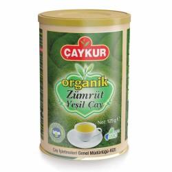 Çaykur - شاي زمرد العضوي 125غرام شاي كور
