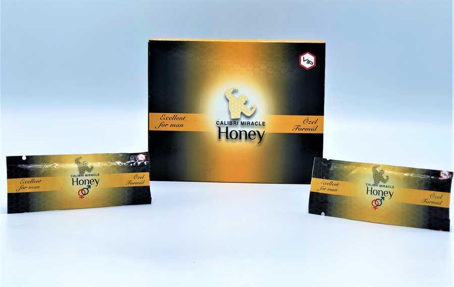 Calibra Miracle Honey for Men 18 bags
