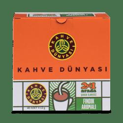 Kahve Dünyası 2in1 Hazelnut Flavored Package of 40