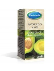 Mecitefendi - Mecitefendi Avocado Natural Oil 20 ml