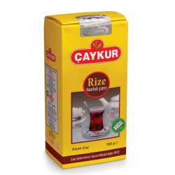 Çaykur - شاي ريزة توريست الأسود 200 غرام شاي كور