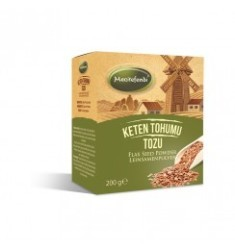 Mecitefendi Flax Seed Powder 200 gr - Thumbnail