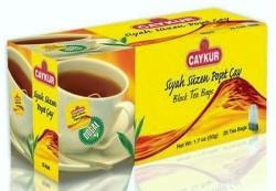 Çaykur - أكياس شاي سوزين الأسود العضوي شاي كور