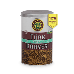 Kahve Dünyası - قهوة تركية محمصة وسط 250غرام اقتصادية 12 عدد قهوة دنياسي