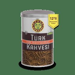 Kahve Dünyası - قهوة تركية محمصة جداً 250 غرام اقتصادية 12 عدد قهوة دنياسي