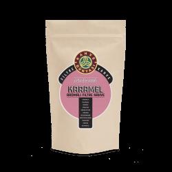 Kahve Dünyası - قهوة فلتر بنكهة الكرميل 250 غرام قهوة دنياسي