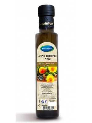 Mecitefendi Safflower Oil Natural 250ml