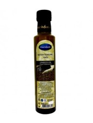 Mecitefendi - Mecitefendi Flax Seed NaturalOil 250 ml