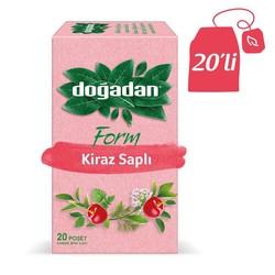 Doğadan - شاي فورم أعشاب مخلطة مع أعواد الكرز دوغادان
