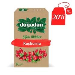 Doğadan - شاي ثمر الورد الطبيعي دوغادان