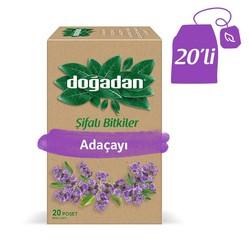 Doğadan - شاي المريمية القصعبن الطبيعي دوغادان
