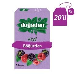 Doğadan - شاي الثمار الحمراء الطبيعي دوغادان