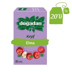 Doğadan - شاي التفاح الطبيعي دوغادان