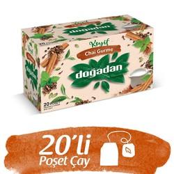Doğadan - الشاي الأخضر مع السبايسي الطبيعي دوغادان