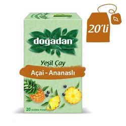 Doğadan - الشاي الأخضر بالأناناس الطبيعي دوغادان