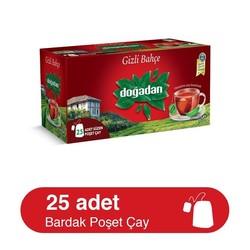 Doğadan - شاي الحديقة السرية الأسود للكوب دوغادان