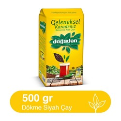 Doğadan - الشاي الأسود التقليدي من البحر الأسود دوغادان
