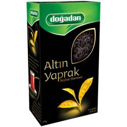 Doğadan - شاي الأوراق الذهبية الأسود دوغادان