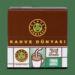 Kahve Dünyası - Kahve Dünyası 2in1 Hazelnut Flavored Package of 40
