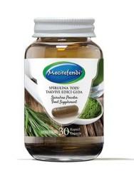 Mecitefendi - Mecitefendi Spiriluna Extract 30 Capsules