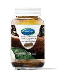 Mecitefendi - Mecitefendi Green Tea Extract 30 Capsules