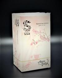 S.S.B - Sara Al Ajami slimmimg Tea - Original Natural