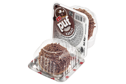 Eti - ETİ Puf Cocoa 48 Pieces