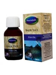 Mecitefendi Fish Natural Oil 50 ml - Thumbnail