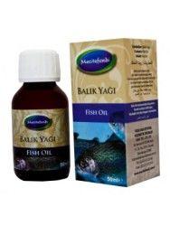 Mecitefendi Fish Natural Oil 50 ml