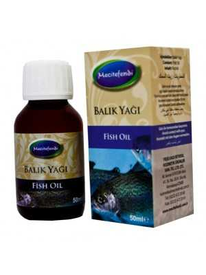 Mecitefendi Fish Natural Oil 50 ml