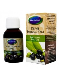 Mecitefendi - Mecitefendi Laurel Seed Natural Oil 50 ml