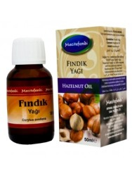 Mecitefendi - Mecitefendi Hazelnut Natural Oil 50 ml
