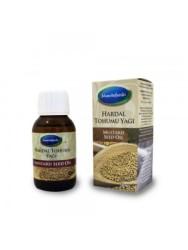 Mecitefendi - Mecitefendi Mustard Natural Oil 50 ml
