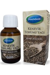 Mecitefendi - Mecitefendi Hemp Seed Natural Oil 50 ml