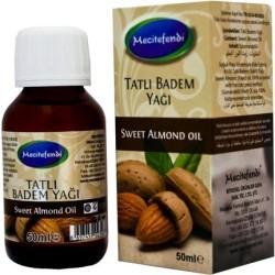 Mecitefendi Sweet Almond Oil 50 ml - Thumbnail