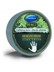 Mecitefendi - Mecitefendi Natural HEMP Hand Care Cream 50 ml