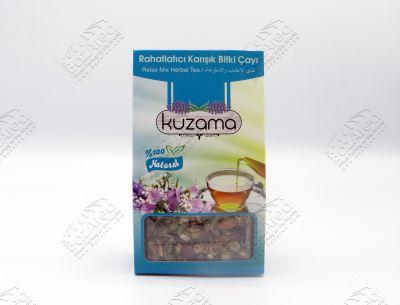KUZAMA Natural relax Herbal Tea 50 gr