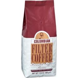 Kurukahveci Mehmet Efendi - قهوة حبوب كولومبيا مفلترة 500غرام محمد افندي