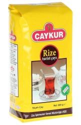Çaykur - شاي ريزة توريست الأسود 500 غرام شاي كور