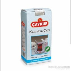 Çaykur - شاي كاميليا الأسود 500 غرام شاي كور