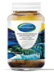 Mecitefendi - Mecitefendi Shark Cartilagre Extract 80 Capsules