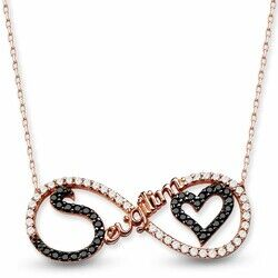 My Love Infinity 925 Sterling Silver Necklace